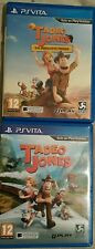 Ps Vita Tadeo Jones + Tadeo Jones y el manuscrito perdido - 2 games