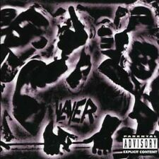 Undisputed Attitude - Slayer  Explicit Vers (CD Used Very Good) Explicit Version