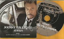 Johnny Hallyday CDs Always