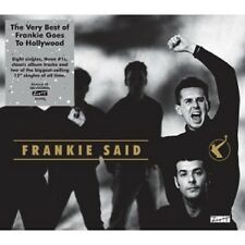 FRANKIE SAID - VERY BEST OF FRANKIE GOES TO HOLLYWOOD  CD  16 TRACKS POP  NEU