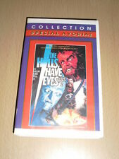 LA COLLINE A DES YEUX 2 VHS The Hills Have Eyes Part II Wes Craven