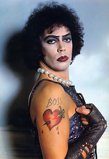 "Frank N Furter Poster 13x19"" Rocky Horror Picture Show"