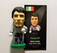 Prostars ITALY (GOALKEEPER HOME) ZOFF, PRO1078 Loose With Card LWC