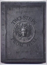 TWO STEPS FROM HELL S/T 2009 US promo only publishing 3-DVD + CD SEALED