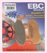 Ebc fa214/2hh Freno Trasero almohadillas Triumph Tiger Explorer 1200 & Tiger Sport 2012-13