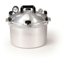 All American 915  15 Quart Pressure Cooker Canner