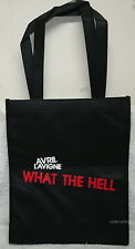 Avril Lavigne Goodbye Lullaby What The Hell Taiwan Promo Bag