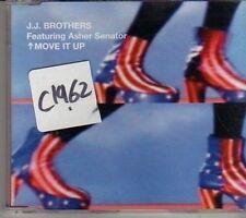 (CM57) JJ Brothers ft Asher Senator, Move It Up - 1996 DJ CD