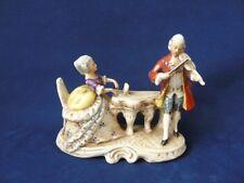 Authentic 19th c + Porzellanfabrik Carl Schneiders Erben (1886 +) Figurines