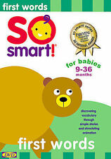 So Smart!: First Words 2007