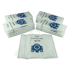 Pack Of 20  Miele S6210 Vacuum Bags Type GN *Free Delivery*