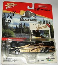2002 MONACO / BEAVER MARQUIS / CLASS A MOTORHOME COACH / SIGNED / AUTOGRAPHED