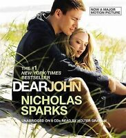 Dear John by Nicholas Sparks (CD-Audio)