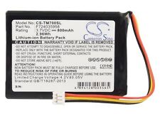 Batterie 800mAh type F724035958 F735066679 Pour TomTom One XL T Europe