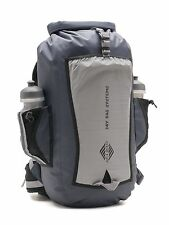 Aqua Quest Sport 25 - 100% Waterproof Dry Bag Backpack - 25 L Charcoal + Reflect