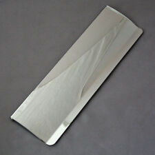 Chrome Letter Plate Internal Tidy/Flap