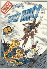 Army Surpus Komiks Featuring:  Cutey Bunny #1 FN 1982