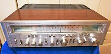 Vintage Hitachi SR-2004 Receiver Integrated AM/FM & Original Owner's Manual
