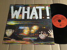 "SOFT CELL - WHAT! - 2-TRACK-12""-MAXI-SINGLE - VERTIGO 6400674 - GERMANY 1982"