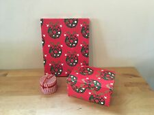 Vintage Christmas Gift Boxes - Lot of 3 - Lingerie Box