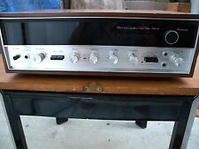 Sansui solid state am/fm stereo receiver 5000a item still original. with tested