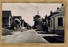 Cpsm Normandie Merville Franceville - l'avenue de Rouen wn0869