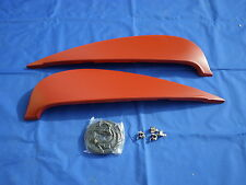 NEW 1957 Chevrolet Chevy BelAir 150 210 Pass Car &Wagon Metal Fender Skirt Pair