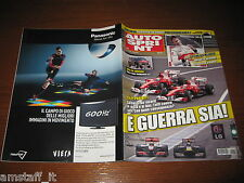 AUTOSPRINT 2010/16=RALLY TURCHIA=LOEB=GP F1 CINA=BUTTON=PUBBLICITA' PANASONIC=