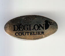 RARE PINS PIN'S .. AGRICULTURE OUTIL TOOL COUTEAU KNIFE DEGLON FRANCE ~BJ