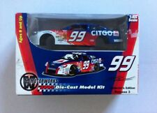 2003 JEFF BURTON #99 CITGO 1:24 DIE CAST MODEL KIT MOTOWORKS / NIB