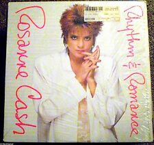 """ROSANNE CASH - Rhythm & Romance (1985 Columbia) """"Second To No One"""",""""Hold On"""""""