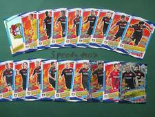 Topps Champions League 2016 17 all 18 Leverkusen Team Cards Logo Goal King