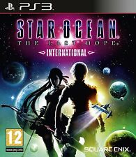 PS3 PS 3 Game Star Ocean - The Last Hope (International) New