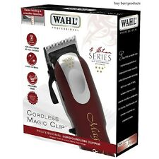 WAHL 5 STAR SERIES PROFESSIONAL CORD / CORDLESS MAGIC CLIP HAIR CLIPPERS