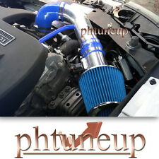 BLUE 2005-2010 CHEVY COBALT BASE LS LT XFE 2.2 2.2L AIR INTAKE KIT + FILTER