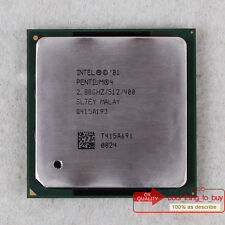 Intel Pentium 4 SL7EY CPU Socket 478 (RK80532PC07251) 2.8 GHz/1M/533 free ship