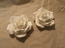 TWO ROSES DECORATIVE FURNITURE MOULDINGS
