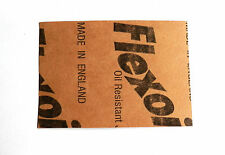 LIVE MODEL STEAM ENGINE GASKET PAPER 0.25MM THICK, CYLINDERS, STEAM CHEST, ETC.