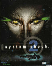 System SHOCK 2 II systemshock di Looking Glass PC tedesco