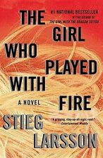 The Girl Who Played with Fire: Book 2 of the Millennium Trilogy (Vintage Crime/B