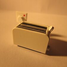 Dollshouse miniature ~ toaster ~ 12/th scale