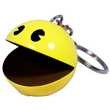 Official Pac-Man Keychain Keyring with Sounds - Gaming Sound New Retro