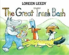 NEW - The Great Trash Bash by Leedy, Loreen
