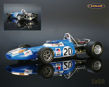 Matra-Cosworth MS80 1° Italian GP 1969 World Champion Jackie Stewart, Spark 1/18