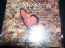 The Mission Butterfly On A Wheel (UK) CD Single