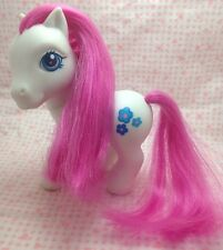 G3 My Little Pony Ponies Blossomforth Blossom Forth 2002 White