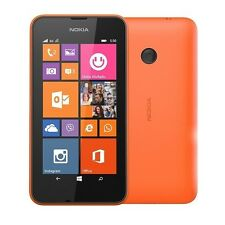 Nokia Lumia 530 Orange RM-1017 Windows Phone Ohne Simlock