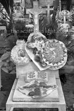 B & W LIMITED EDITION PHOTOGRAPH / 'DAY OF THE DEAD' / P.V. MEXICO / 12 X 18