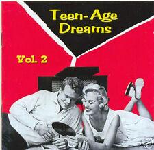 V.A. - TEEN-AGE DREAMS Vol.2 Popcorn & Teenage CD