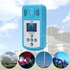 Oxygen Meter O2 Concentration Detector with LCD Display & Sound-light Alarm R2G7